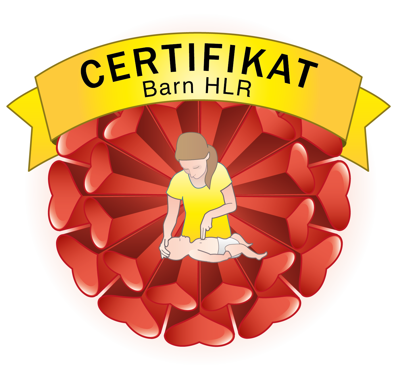 Certifikat - Barn HLR